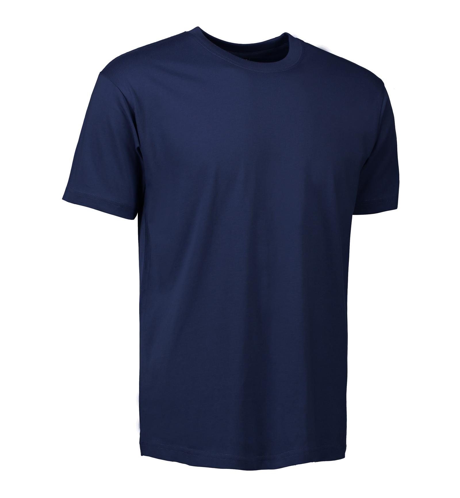 TILBUD - T-shirt, 8504 - Marine