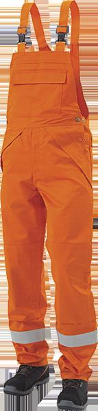 Arbejds overall, Hi-Vis, Antistatisk/Antiflame, kl. 1, 12103 - Orange