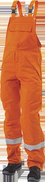 Termooverall, Hi-Vis, Antistatisk & Antiflame, kl. 1, 12113 - Orange