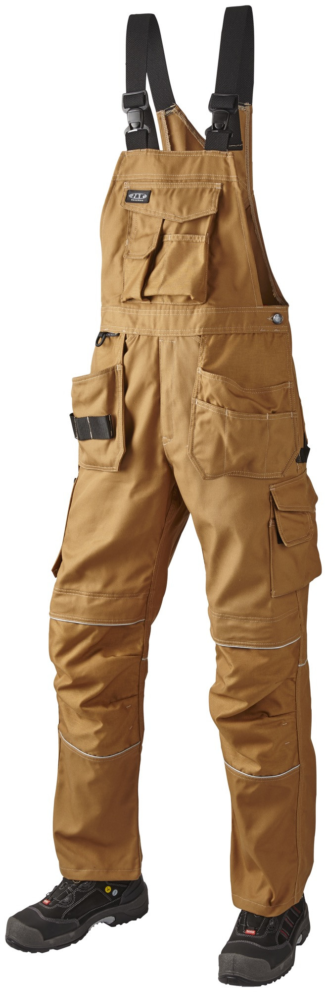 Arbejds Overall, Canvas, 1503 -  Camel