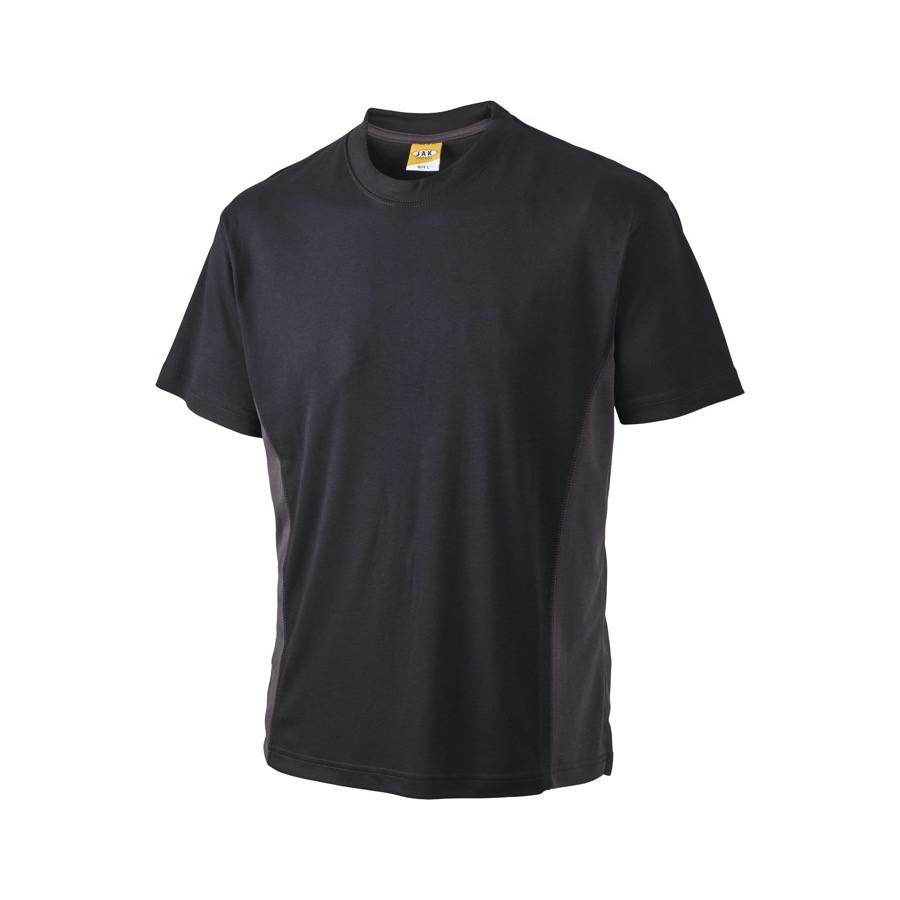 T-shirt, 1624 - Sort/Grå