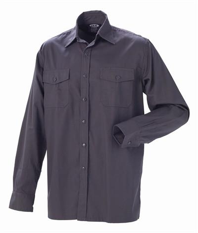 JAK - Arbejdsskjorte, 5122 - Grå