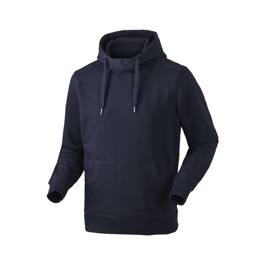 Hættesweatshirt, 8510 - Marine