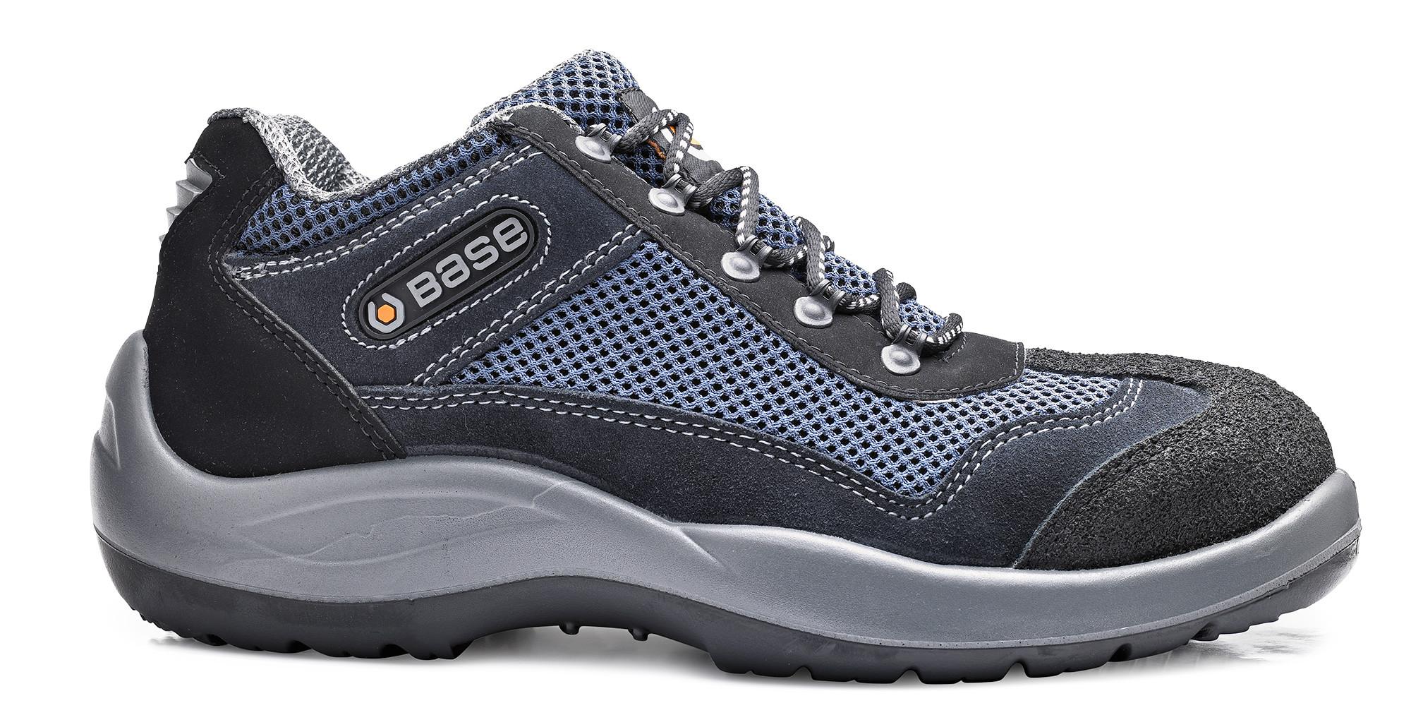 BASE - Sikkerhedssko, S1P SRC, B496