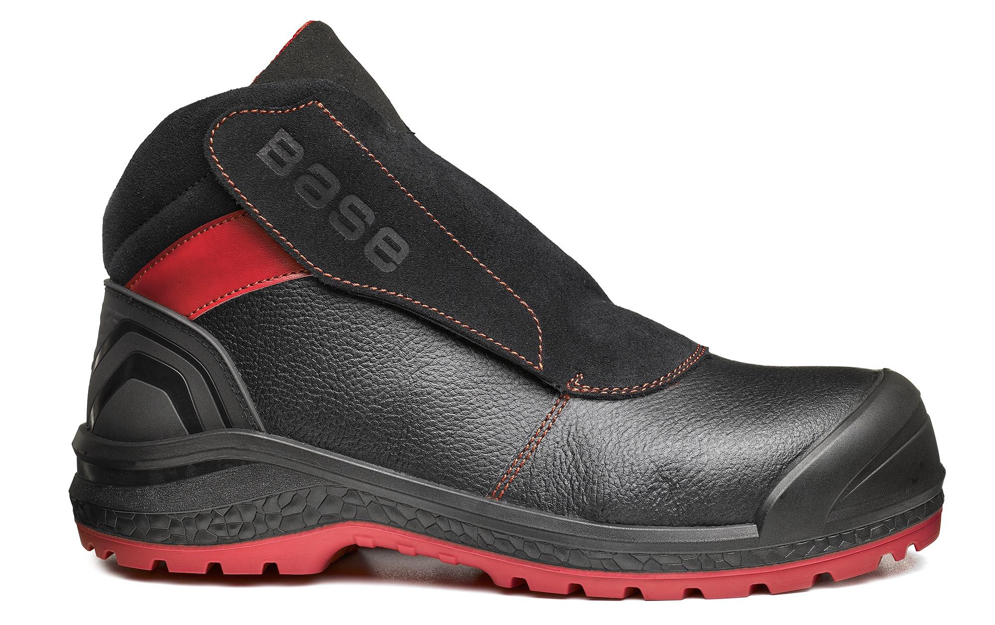 BASE - Sikkerhedsstøvlette, S3 HRO CI SRC, B880