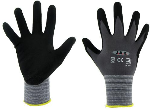 OUTLET - J.A.K. Flex handske uden dupper - 2107
