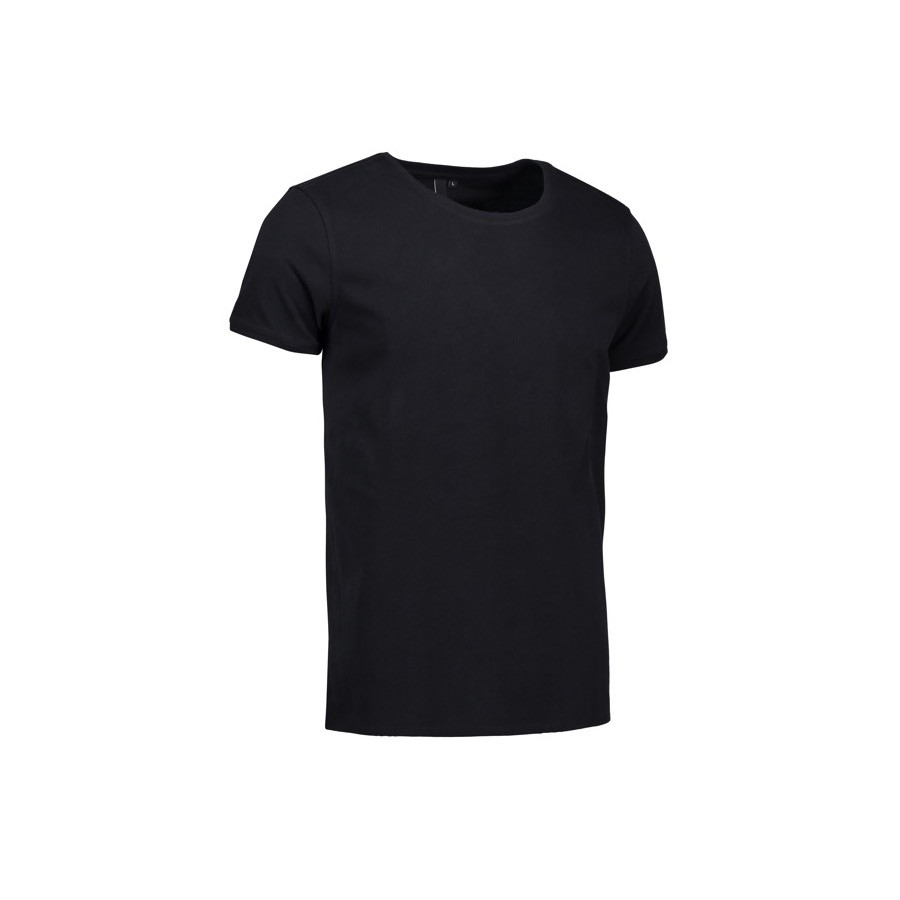 ID - CORE O-neck tee, 0540 - Sort