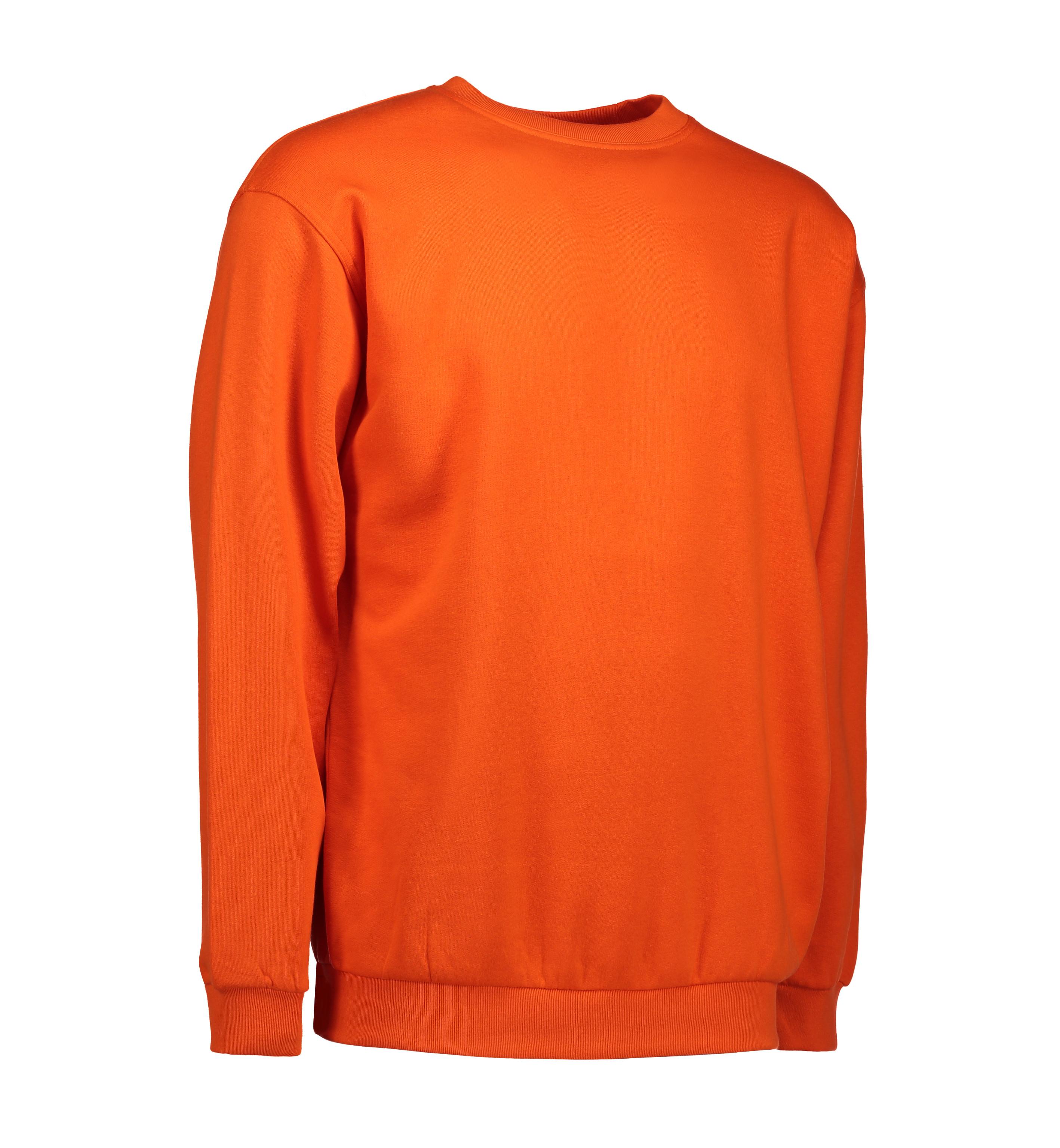 ID - Sweatshirt, 0600 - Orange