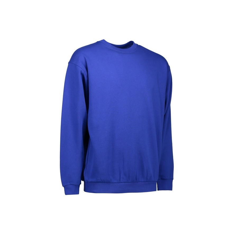 ID - Sweatshirt, 0600 - Kongeblå