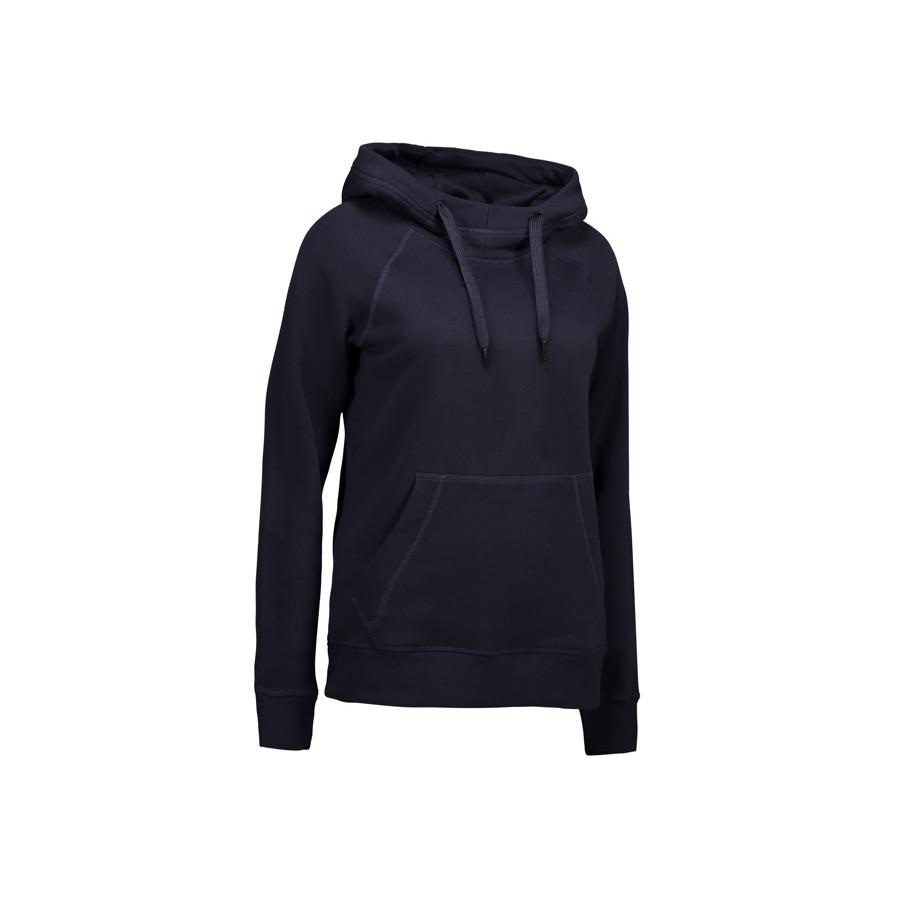 ID - CORE hoodie | dame, 0637 - Navy