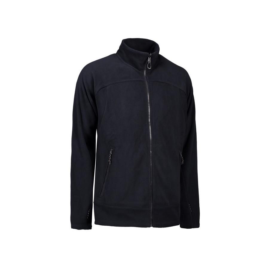 ID - Zip'n'Mix Active herre fleece, 0806 - Navy