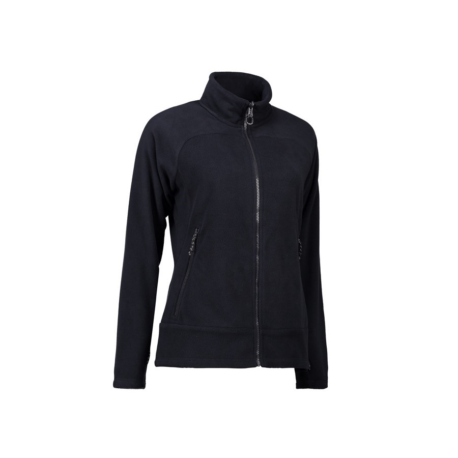 ID - Zip'n'Mix Active dame fleece, 0807 - Navy