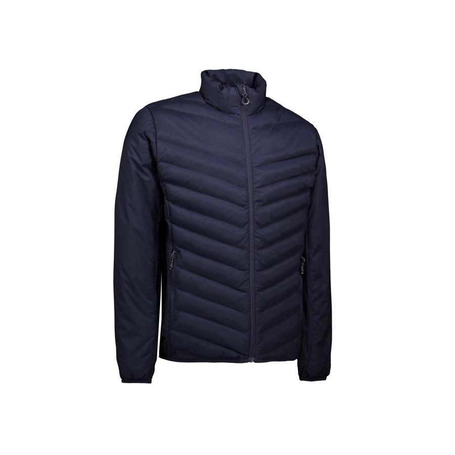 ID - Padded stretch jacket, 0896 - Navy