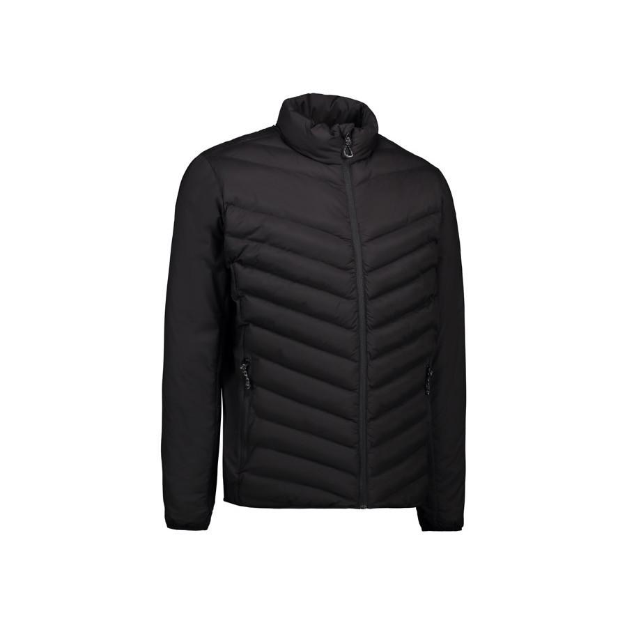 ID - Padded stretch jacket, 0896 - Sort