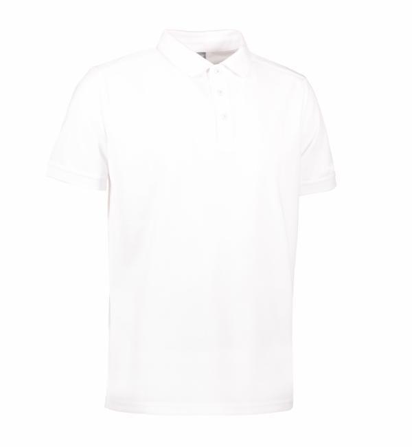 Geyser - Man functional polo shirt, G21006 - Hvid