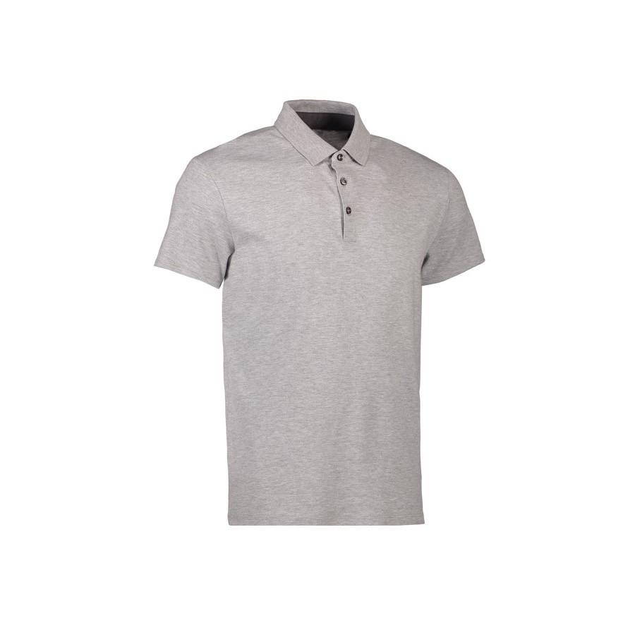 Seven Seas - The Polo | Men's, S600 - Lys grå Melange