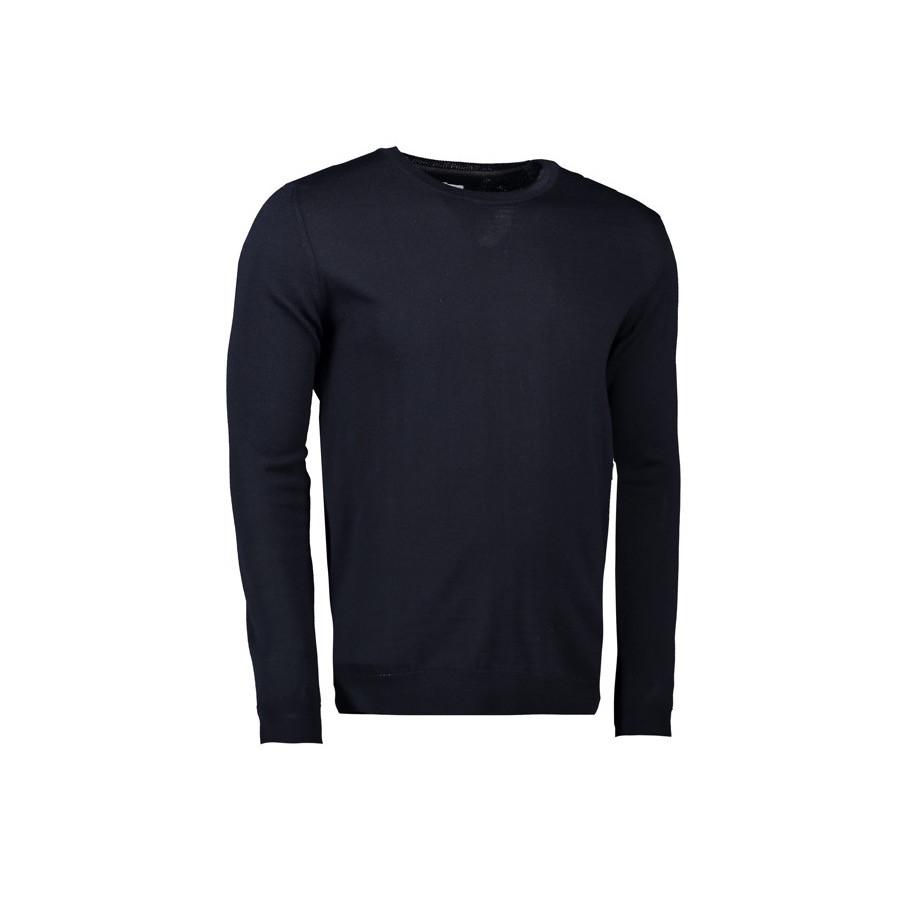 Seven Seas - The Knit | Men's, S650 - Navy