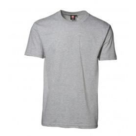 T-shirt, Grå Melange - 0510