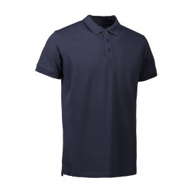 ID - Stretch poloshirt, 0525 - Navy