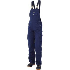 Overall, Bomuld, 10103 - Marine