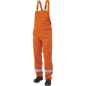 Arbejds overall, ANTIFLAME/ANTISTATISK, kl. 1, 12103 - Orange