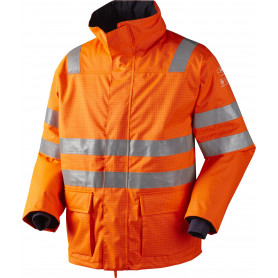 Parka, High Performance, Hi-Vis, kl. 3, 12136 - Orange