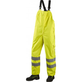 Overall, High Performance, Hi-Vis, 12137 - Gul