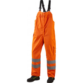 Overall, High performance, Hi-Vis, 12137 - Orange