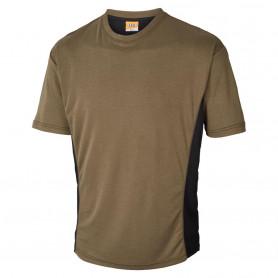 T-shirt, 1624 - Army/Sort