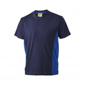 T-shirt, 1624 - Marine/Kongeblå