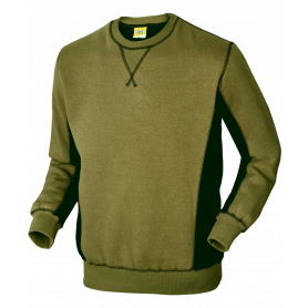 Sweatshirt, 1626 - Army/Sort