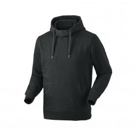 Hættesweatshirt, 8510 - Sort