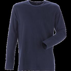 T-shirt, Langærmet, 8522 - Marine