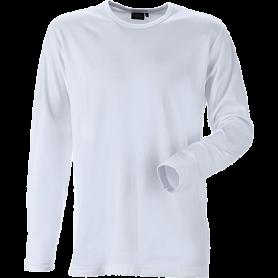 T-shirt, Langærmet, 8522 - Hvid