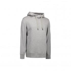 ID - CORE hoodie, 0636 - Grå Melange