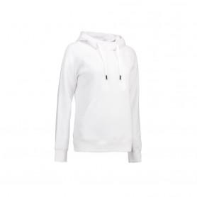 ID - CORE hoodie | dame, 0637 - Hvid