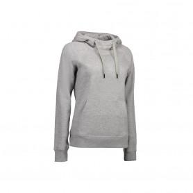 ID - CORE hoodie | dame, 0637 - Grå Melange