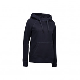 ID - CORE hoodie | dame, 0637 - Sort