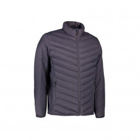 ID - Padded stretch jacket, 0896 - Silver Grey