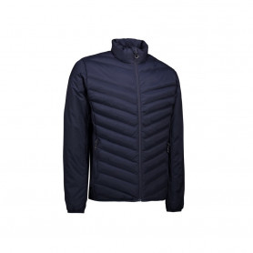 ID - Padded stretch jacket, 0896 - Navy