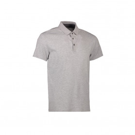 Seven Seas - The Polo | Men's, S600 - Lys grå Melange