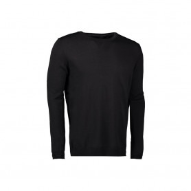 Seven Seas - The Knit | Men's, S650 - Sort