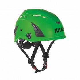 86003302 KASK SIKKERHEDSHJELM, Plasma - Grøn
