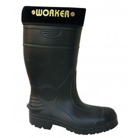 JAK - Sikkerheds Gummistøvle Worker - 899