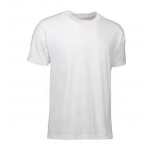 OUTLET - T-shirt, 8504 - Hvid