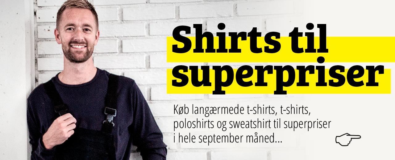 Billige shirts