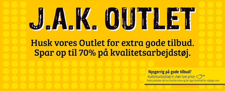 Outlet - Spar op til 70% på arbejdstøj